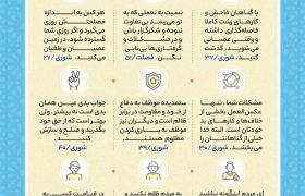 نکات کلیدی جزء بیست و پنجم قرآن کریم
